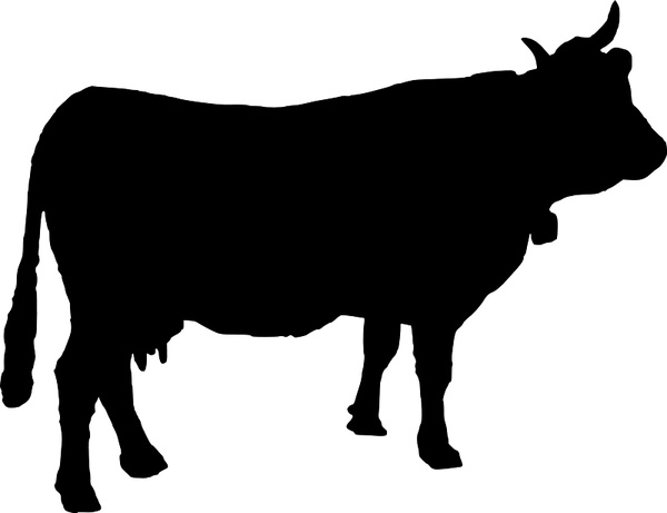 600x461 Free Cow Face Stencils Free Vector Download (2,049 Free Vector