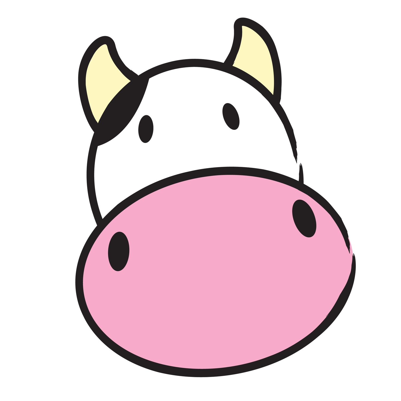 1500x1500 Cow Head Clipart