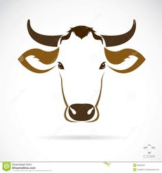 236x252 Cow Head Silhouette Clip Art. Download Free Versions Of The Image