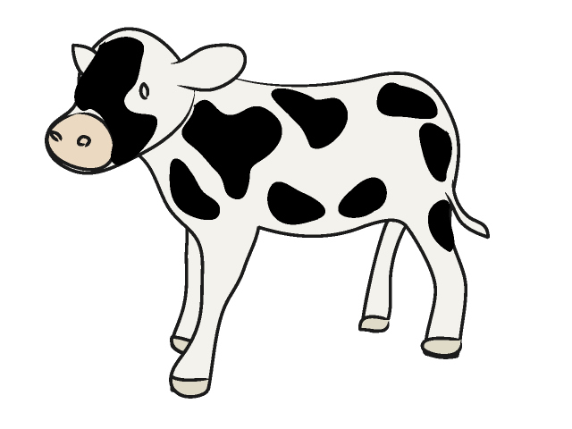640x480 Cow Clip Art Cliparts And Others Inspiration