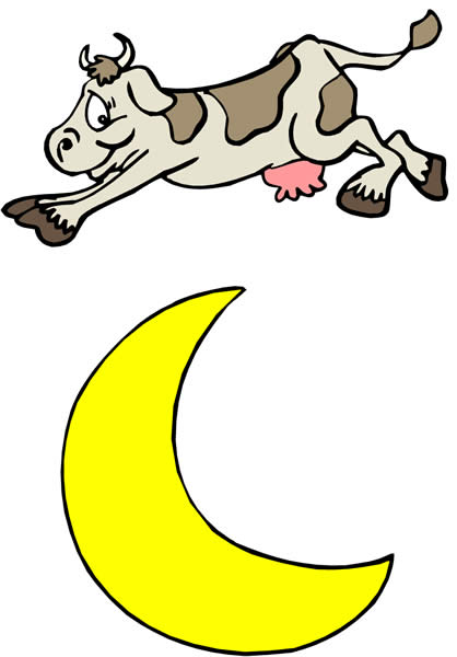 418x600 Graphics For Cow Jumped Over The Moon Graphics