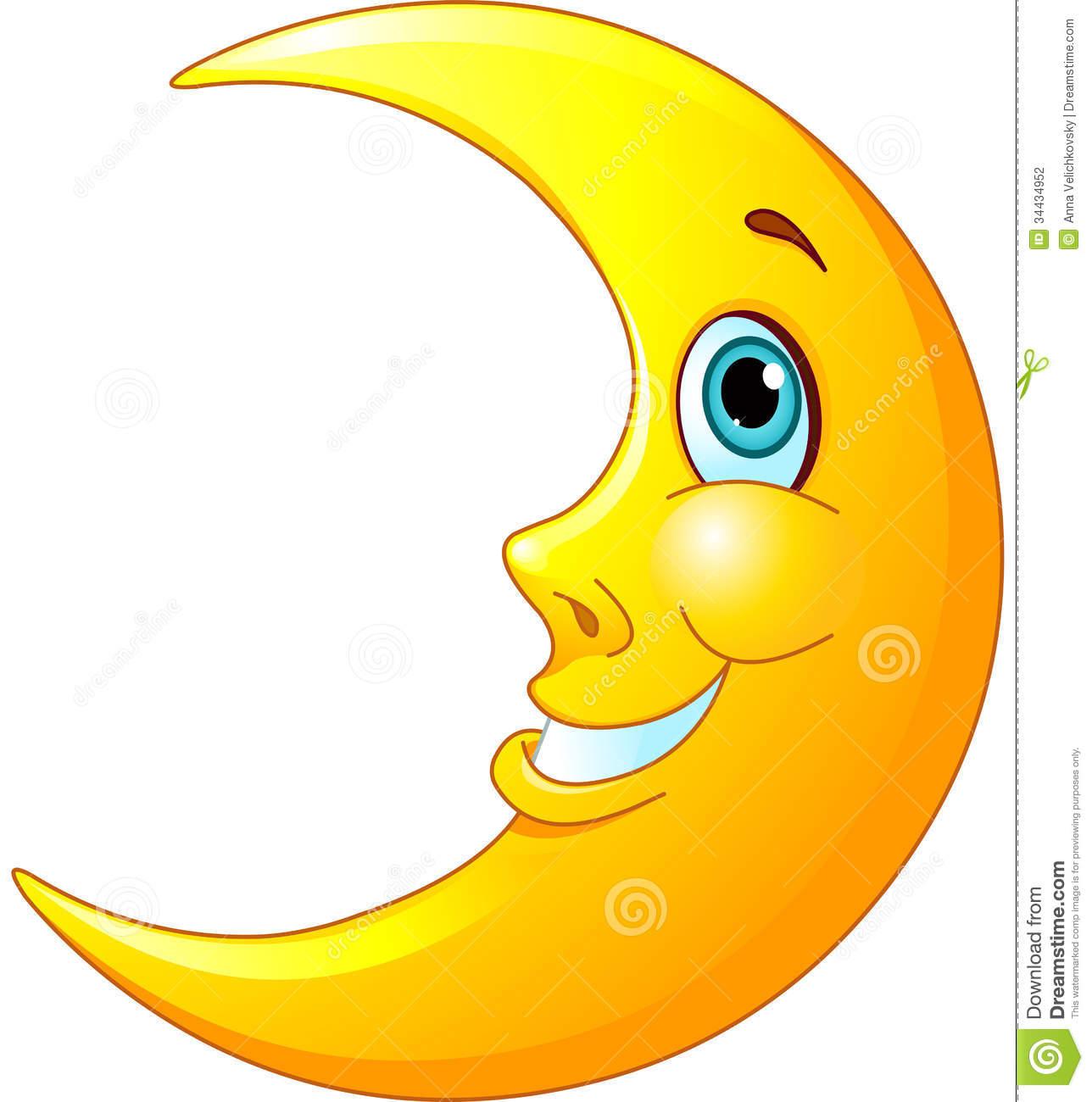 1288x1300 Clipart Moon