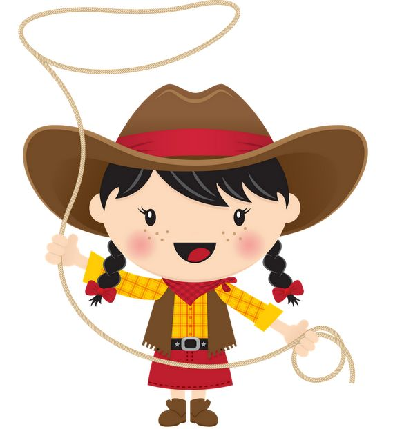 569x622 Cowgirl Clipart Western Theme