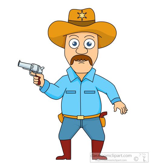 505x550 Sheriff Clipart