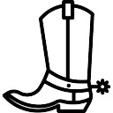 128x128 Cowboy Boots Vectors, Photos And Psd Files Free Download