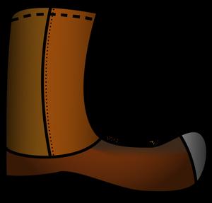 Cowboy Boot Clipart
