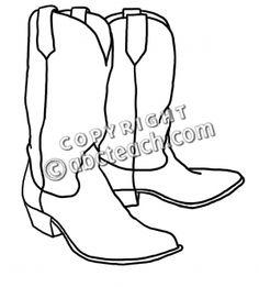 236x261 Boots Clipart Drawn