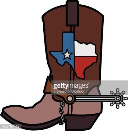 411x418 Boots Clipart Texas Cowboy