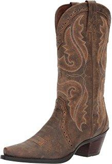 218x320 Ariat Women's Legend Western Cowboy Boot Mid Calf