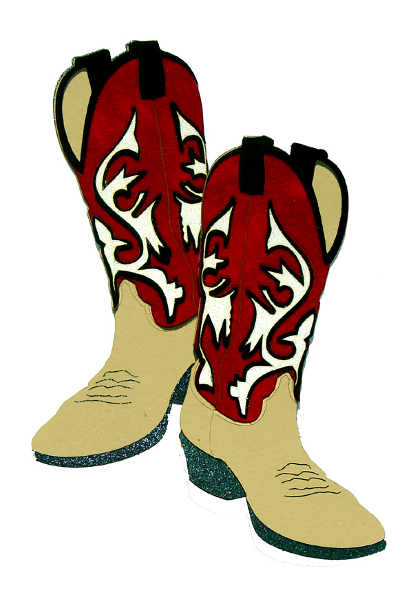 600x867 Boots Clipart Cowgirl Boot