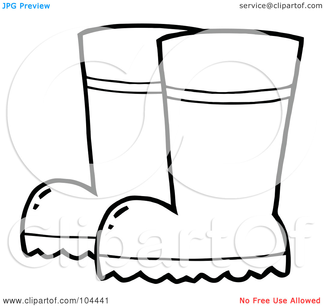 1080x1024 Clip Art Black And White Winter Boots Clipart