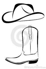 183x275 Cowboy Boots And Cowboy Hat Drawing Hd Shoe Clip Art Homemade