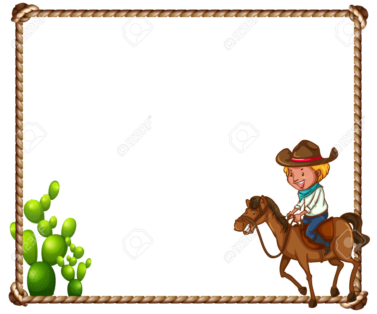 1300x1082 Rope Clipart Western Theme