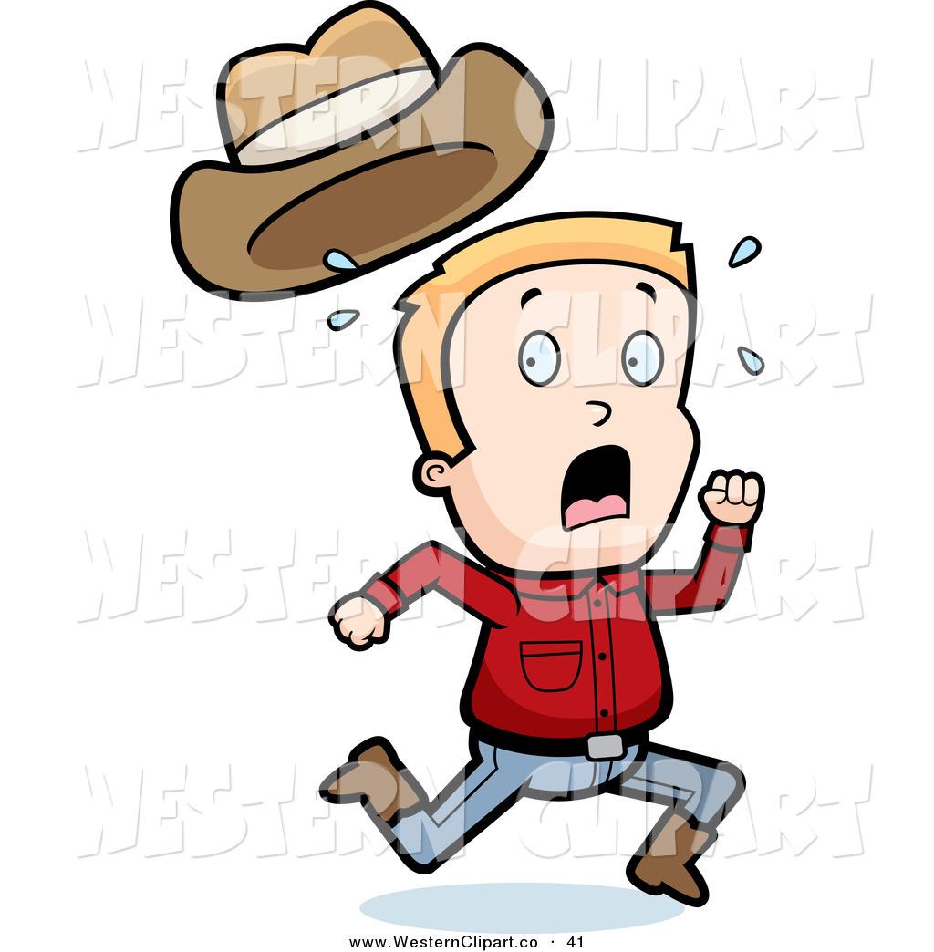 1024x1044 Running Cowboy Clipart