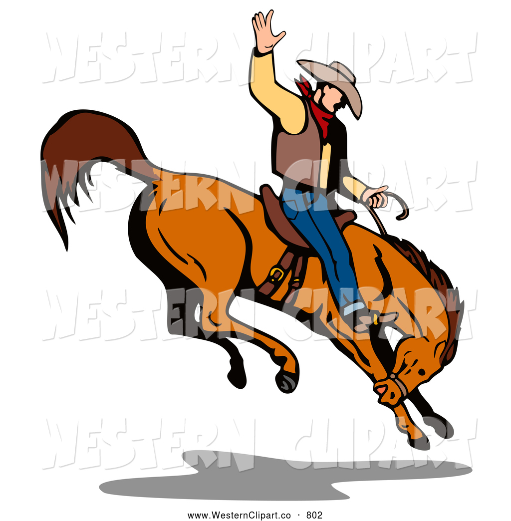 1024x1044 Western Clipart Rodeo