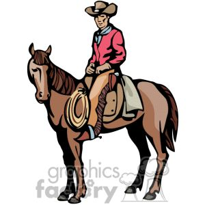 Cowboy Clipart Free