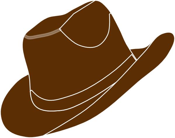 600x473 Cowboy Hat Images Clip Art