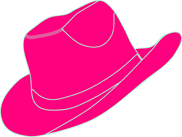 600x452 Cowboy Hat Clip Art Free Vector For Download About 6
