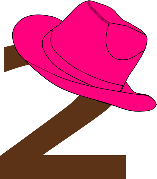 522x594 Cowboy Hatwboy Boot And Hat Clip Art