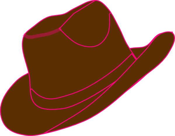 600x467 Cowgirl Hat And Boot Clip Art