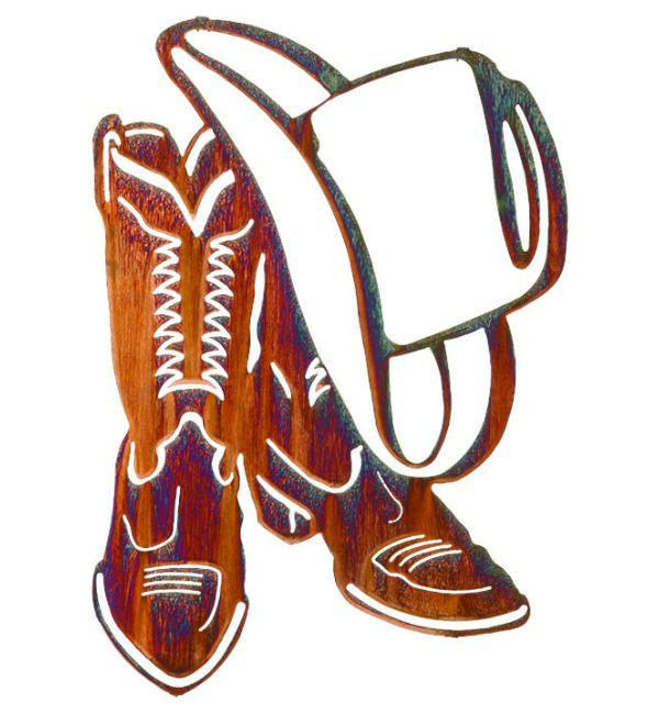 600x650 Boots Clipart Country Boot