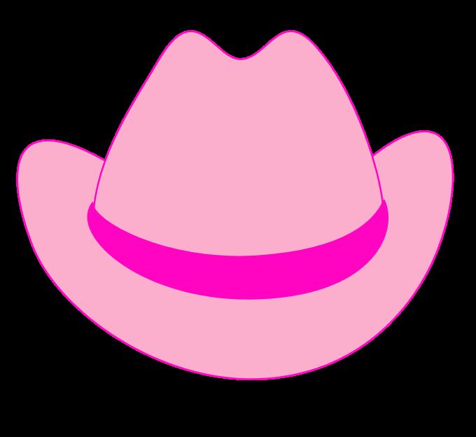 680x624 Cowboy Hat Clipart