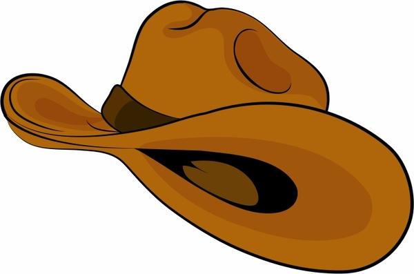600x397 Cowboy Hats Clipart Download