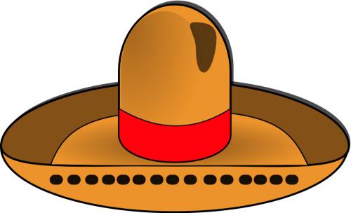 500x304 Cowboy Hat 2 Clipart Clip Art 2