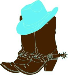 236x257 Cowbpy Hat Blue Clip Art Gender Reveal Clip Art