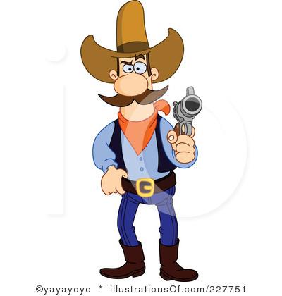 400x420 Free Cowboy Clip Art Clipart