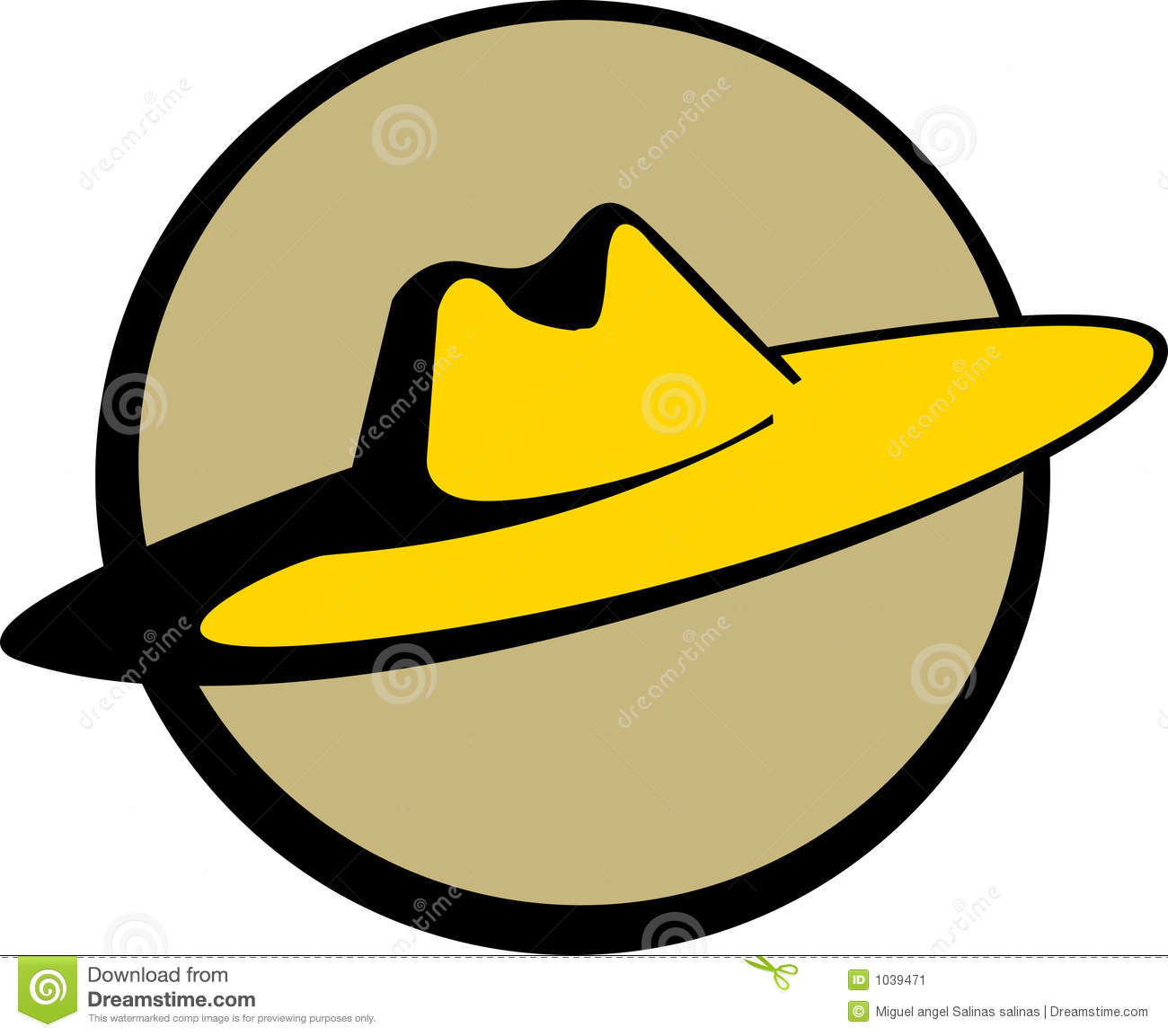 1300x1153 Straw Hat Clipart Yellow Hat