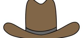 272x125 Cowboy Hat Clip Art Clipart Panda