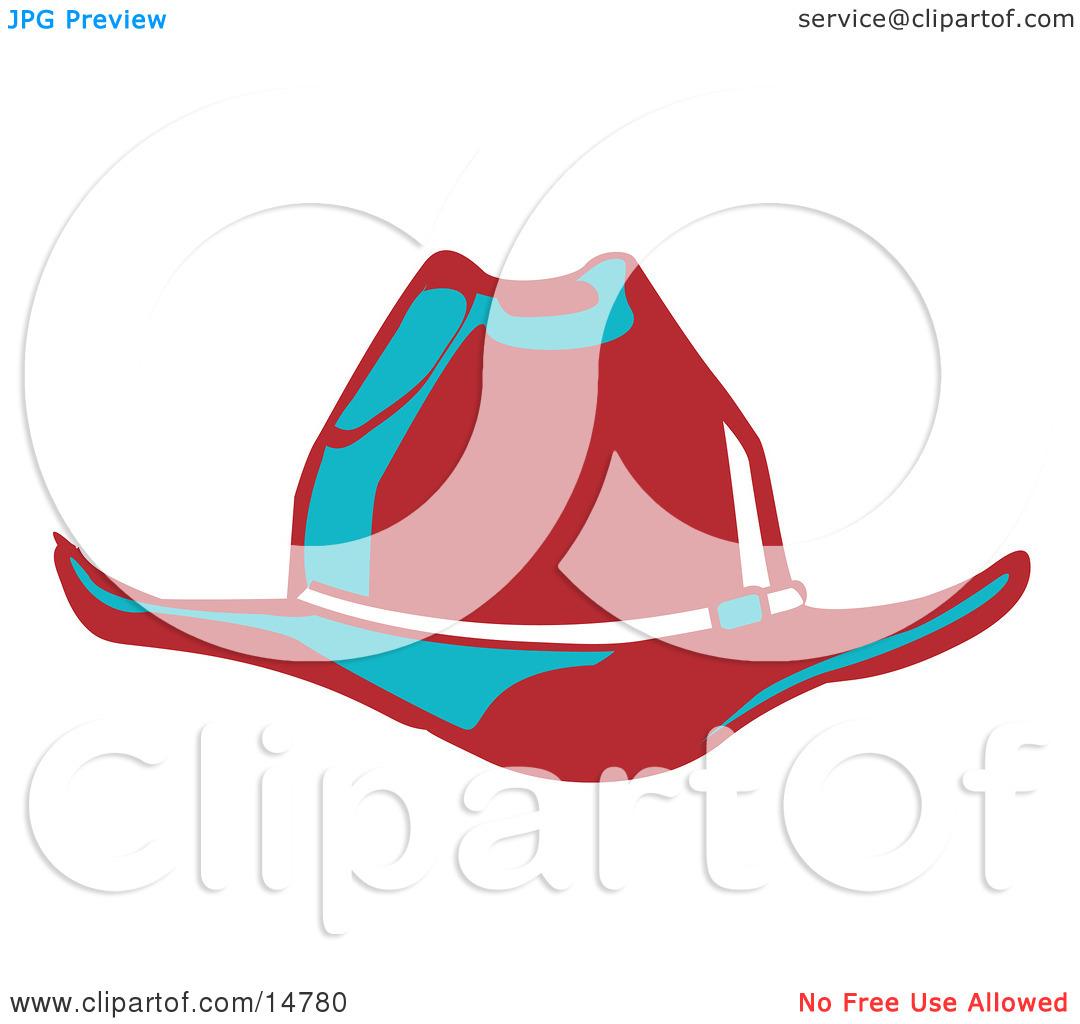 1080x1024 Blue Cowboy Hat Clipart