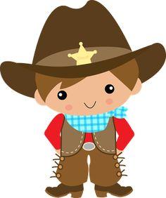 236x282 Clip Art Cowboy