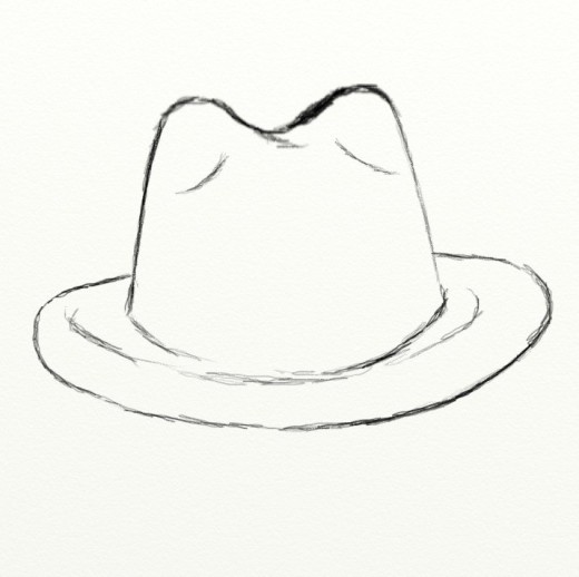 Cowboy Hat Drawing Free Download Best Cowboy Hat Drawing On