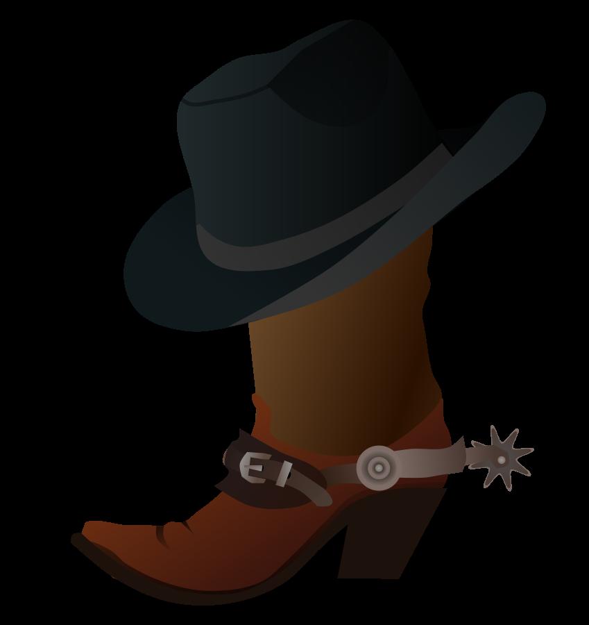 849x900 Cowboy Hat Clipart