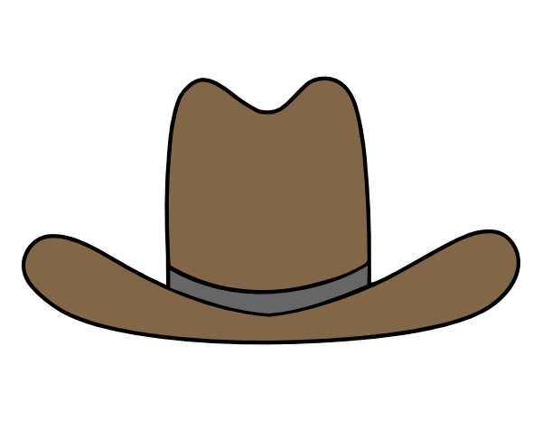 600x466 Cowboy Hat Svg File Images By Heather M's Blog