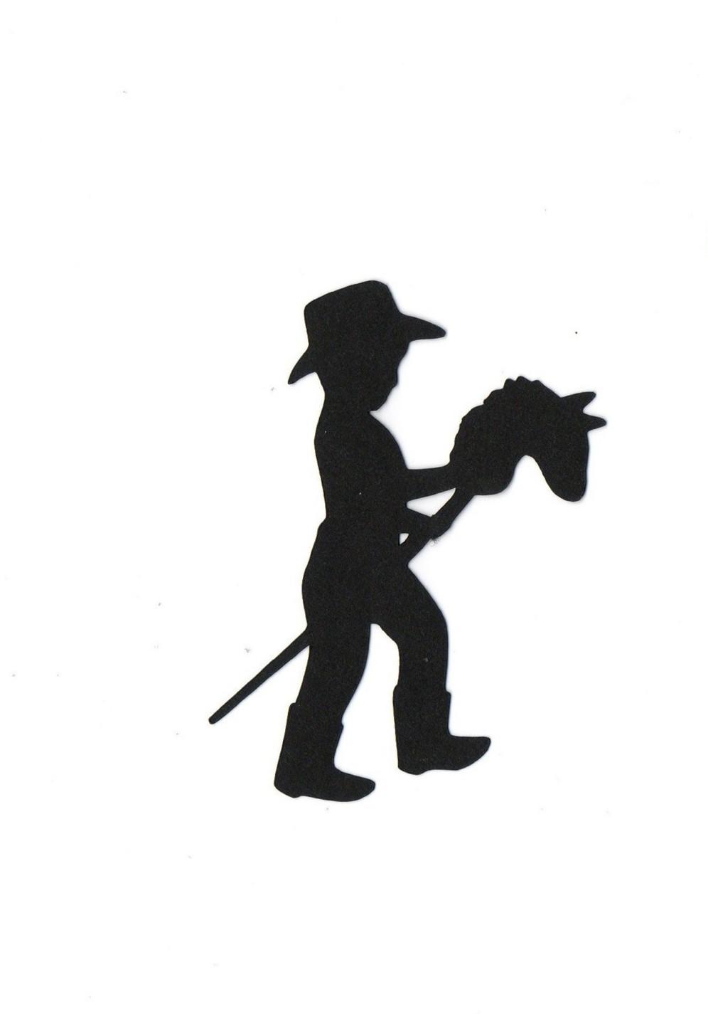 996x1425 Of Cowboy Silhouette Soldering Gun