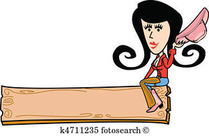 300x195 Cowgirl Clipart Vector Graphics. 1,211 Cowgirl Eps Clip Art Vector