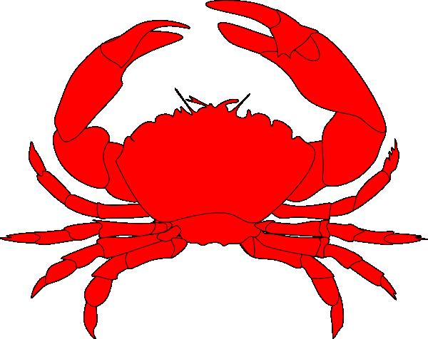 600x476 Crab Clip Art Cartoon Free Clipart Images 4