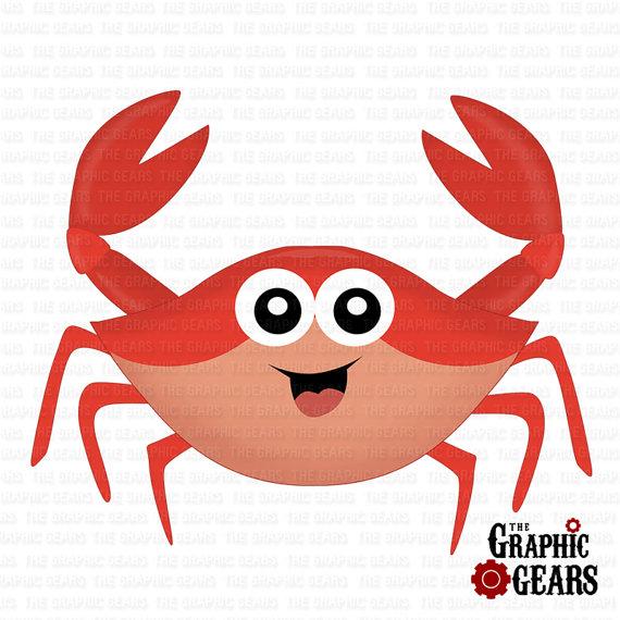 570x570 Crab Clip Art Cartoon Free Clipart Images 6