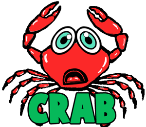 300x260 How To Draw Cartoon Crabs In Easy To Follow Steps