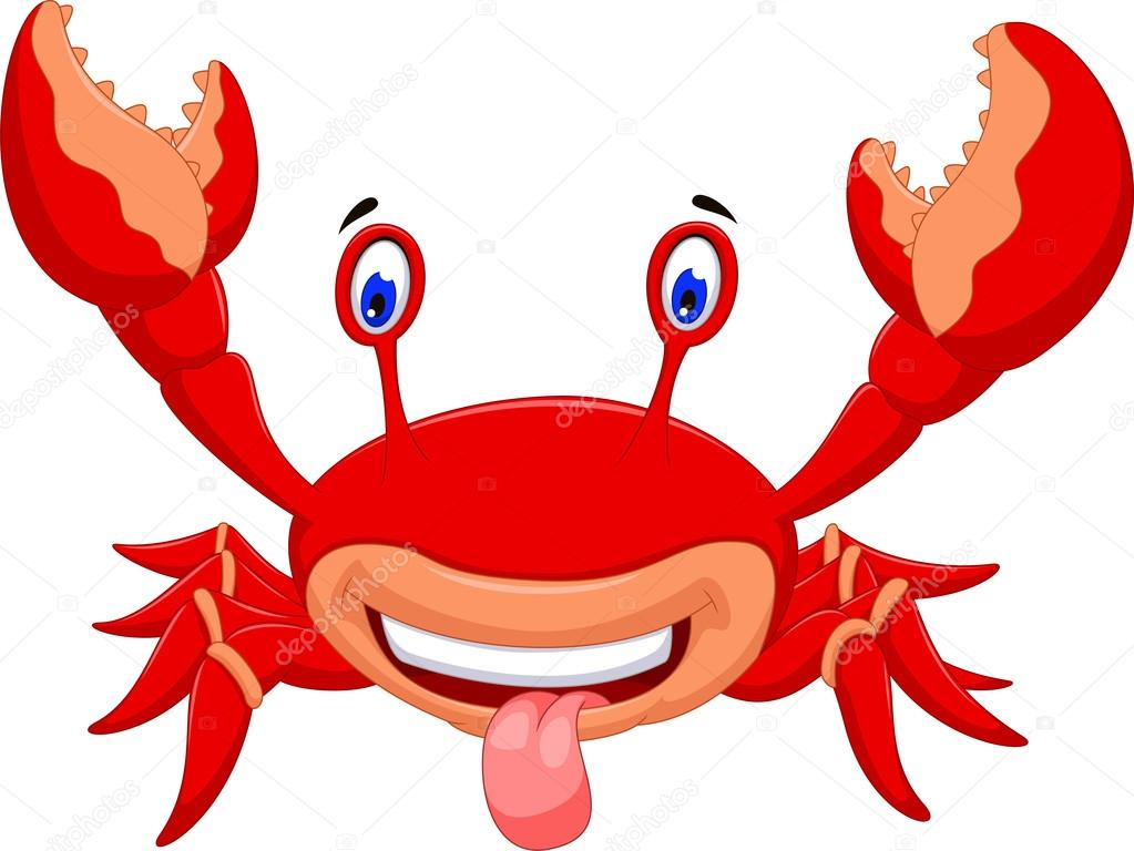 1023x768 Cute Crab Cartoon For You Design Stock Photo Starlight789