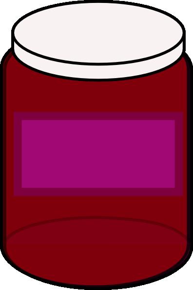 396x594 Cranberry Jar Clip Art