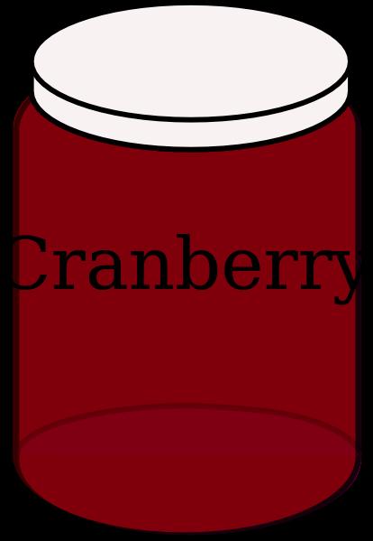 414x599 Transparent Cranberry Cliparts