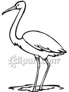 225x300 Crane Bird Clip Art Cliparts