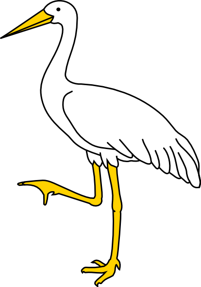 414x593 Crane Clip Art