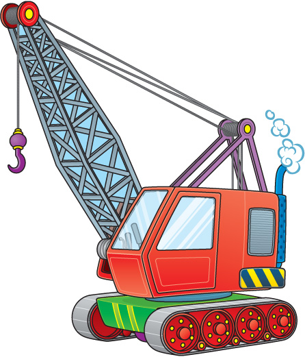 446x521 Crane Clip Art Free Clipart Images