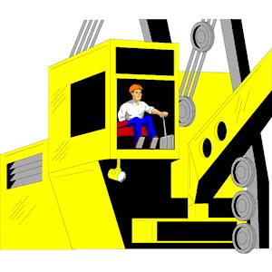 300x300 Crane Operator Clipart, Cliparts Of Crane Operator Free Download