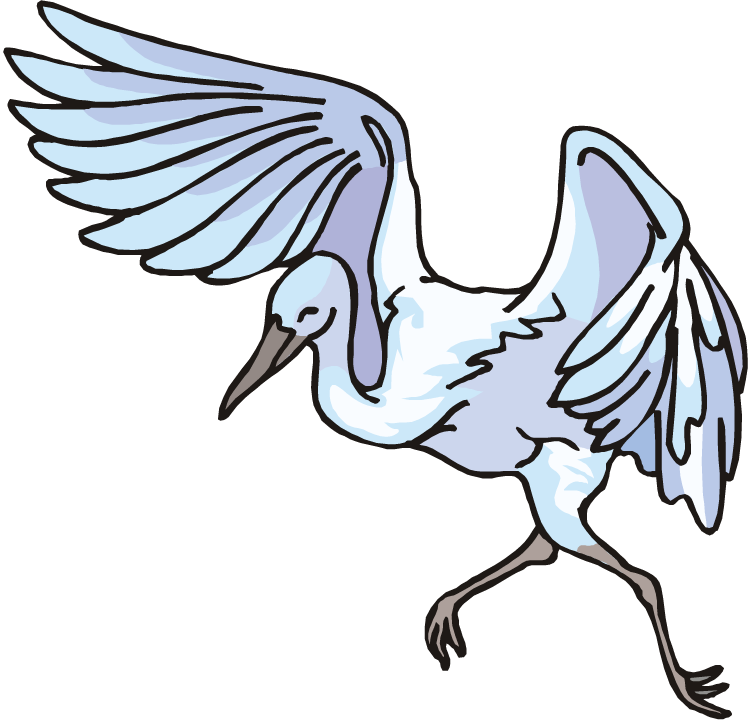 750x724 Heron Clipart Crane
